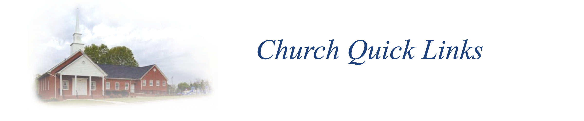 church - quick link icon