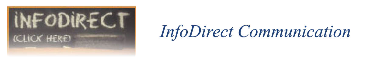 infodirect home icon